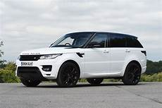 used range rover sport review auto express