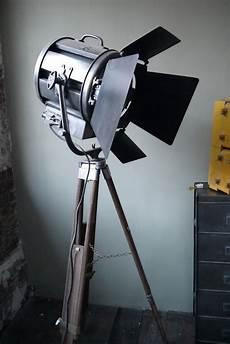 Ancien Projecteur Cinema Richardson An 50 60