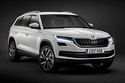 Skoda Kodiaq Hybrid Due In 2019 With Full EV To Follow