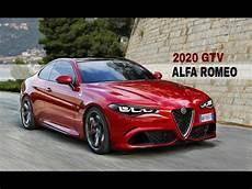 2020 alfa romeo gtv handling with powerfull