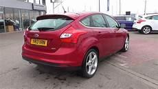 used 2013 ford focus 1 6 tdci 115 titanium 5dr for sale in