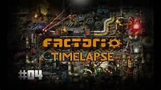 Factorio Evolution Time Factor   factorio sp timelapse ep04 youtube