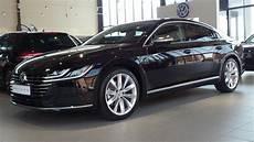 Volkswagen Arteon Elegance 2017 2018 Black Parel