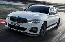 2018 Bmw 3er G20 Already With M Performance Parts