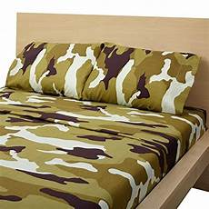 camouflage bed sheets com