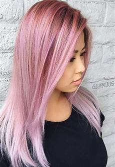 55 lovely pink hair colors tips for dyeing hair pink glowsly