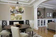 Beige Wandfarbe Wohnzimmer - what are the two wall colors in the dining room and living