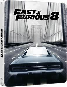 Fast Furious 8 4k Ultra Hd Zavvi Exclusive Limited