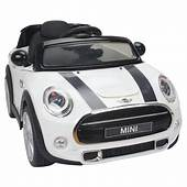 Best Ride On Cars Mini Cooper Licensed Battery Powered