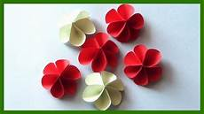 diy paper flowers very easy and simple paper crafts
