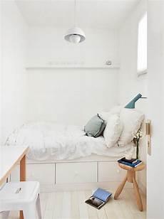 schlafzimmer weiße möbel 1001 ideen f 252 r skandinavische schlafzimmer einrichtung