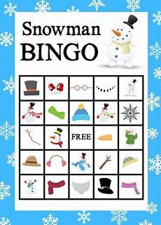 s day bingo printable free 20509 printable snowman bingo bingo and snowman