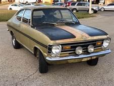 1968 Opel Kadett Rallye  Runs & Drives Project W/ Parts