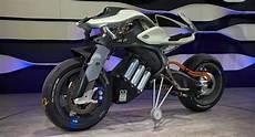 yamaha motoroid concept is a semi autonomous bike that ll