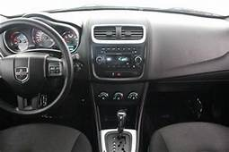 2010 Dodge Avenger  Interior Pictures CarGurus
