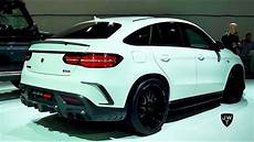 The 850hp Brabus Mercedes Amg Gle Coup 233 850 Iaa