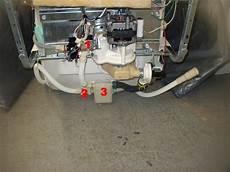 Dishwasher Hose And Wire Diagram by Ge Dishwasher Drainology Fixitnow Samurai Appliance