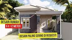 Desain Rumah Minimalis 6x12 Desain Paling Banyak Di