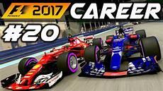 F1 2017 Career Mode Part 20 Season One Finale Abu Dhabi
