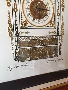 big ben made of clockwork parts l kersh of londen catawiki