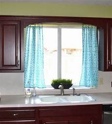 Kitchen Curtains In by A Bunch Of Inspiring Kitchen Curtains Ideas For Getting