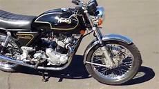 norton moto 1975 norton commando 850 mk3 ready for the road again