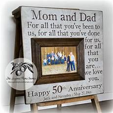 50 anniversary gifts parents anniversary gift for all that