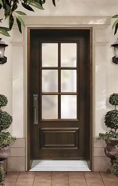 porte exterieur sur mesure porte simple avec rev 234 tement de bois cerisier et unit 233