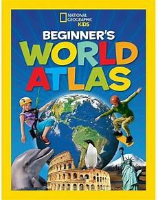 disney beginner s world atlas book national geographic