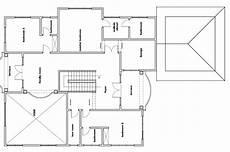 ghana house plans 6 bedroom house plan in ghana