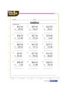 5th grade math worksheets pdf grade 5 maths papers