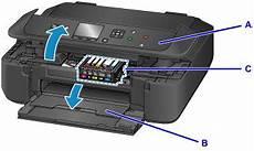 changer cartouche canon canon manuels pixma mg5700 series remplacement de l encre