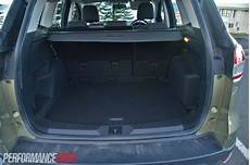 2013 ford kuga ambiente ecoboost cargo space