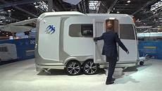 knaus deseo prima wohnwagen transportwunder und