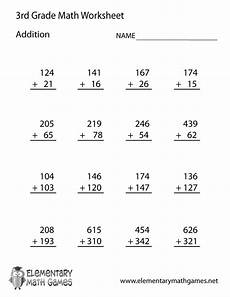 3rd grade math adding worksheet learn and practice addition with this printable 3rd grade