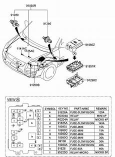 2007 kia sportage engine diagram 912601f601 genuine kia wiring assembly front