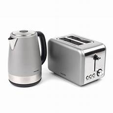 salter combo 3648 metallics polaris jug kettle and 2 slice