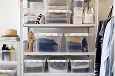 Ordnung Im Kleiderschrank Diese Tipps Helfen Beim