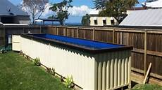 Container Als Pool - shipping container pools price shipping container pools