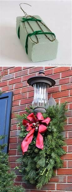 Weihnachtlich Dekorieren Aussen - 40 festive outdoor decorations
