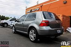 vw golf gti vr6 magnaflow exhaust installed w