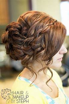 Prom Updos For Hair With Braids