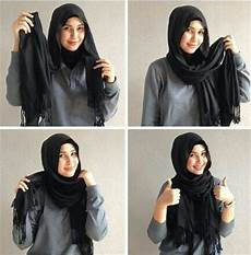 Easy Simple Tutorial About Black Hijabiworld