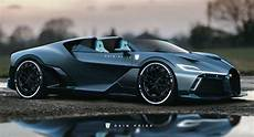 Bugatti Divo Speedster Could Be 16 Million Worth Of