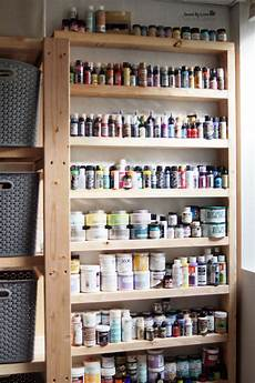 diy shelf craft storage