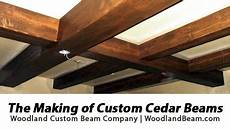 u balken holz the of custom cedar beams by woodland beam company