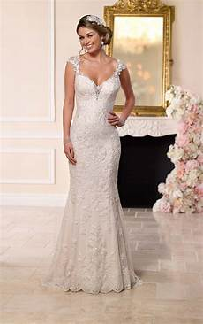 romantic lace wedding dress i stella york wedding dresses
