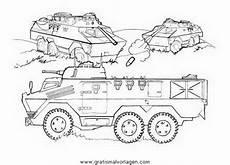 Ausmalbilder Waffen Drucken Panzerwagen Ausmalbild Kinder Ausmalbilder