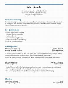 graduate resume template for microsoft word livecareer