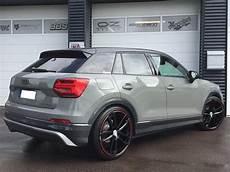 tvw car design audi q2 on 20 inches abt sportsline rims